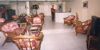 reception area and lounge.jpg (22629 bytes)