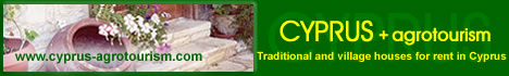 Traditional houses for rent in Cyprus, to check our selection click here.